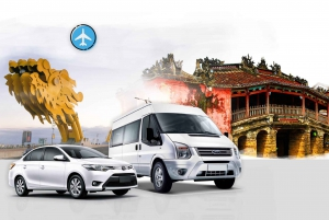 Da Nang City: Private Transfer to/from Hoi An City
