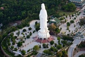 Da Nang: Lady Buddha, Monkey Mountain and Am Phu Cave Tour