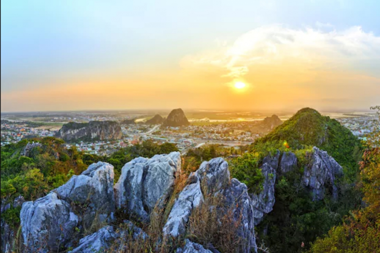 Danang: Half-Day Marble Mountain Tour