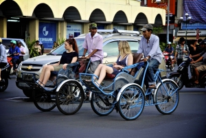 Discover China Town by Pedicab