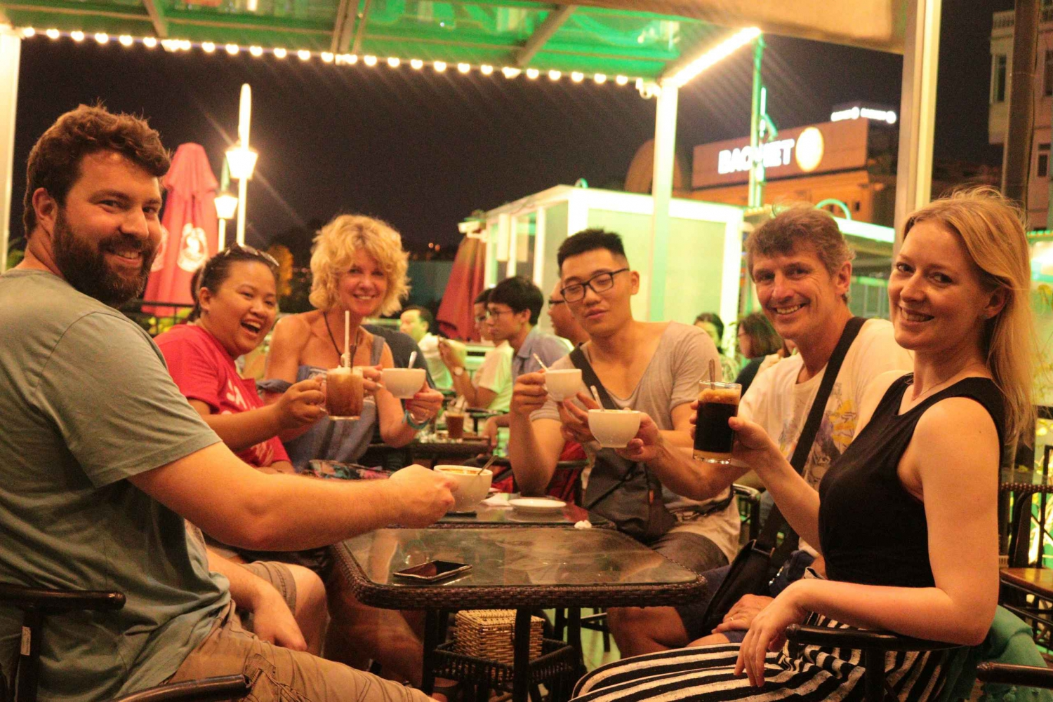 Discover Hanoi's Street Food by Night