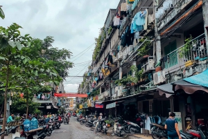Discover Saigon's Local Sites and Culture by Motorbike