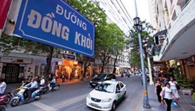 Dong Khoi Street
