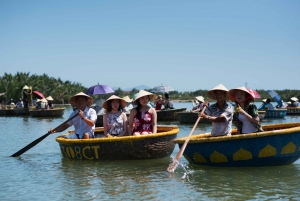 Eco Cooking Class, Cruise Trip, and Basket Boat Riding
