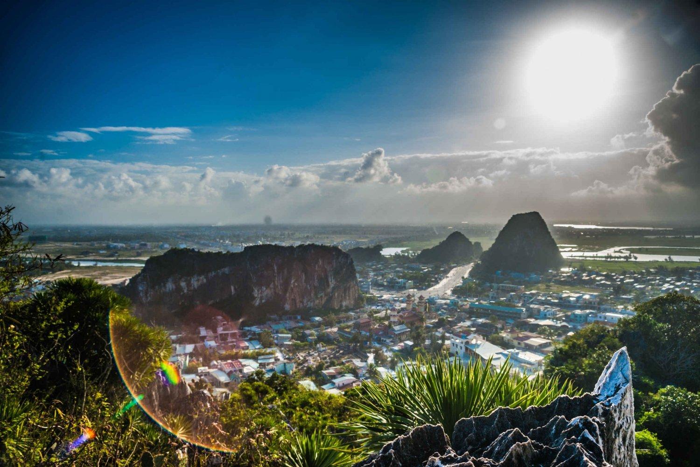 Explore My Son Sanctuary & Marble Mountains - Private Tour