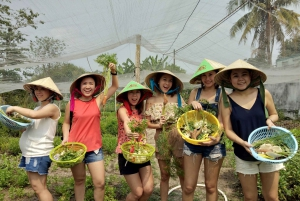 Farm-to-Table Full-Day Cooking Class & Cu Chi Tunnels