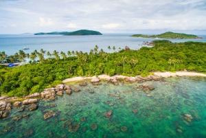 Finger Island & Dam Ngang Island Full-Day Snorkeling Tour