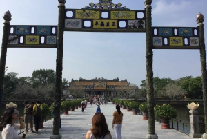 From Chan May Port: Private Tour of Hue