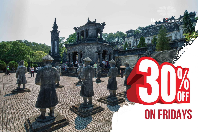 From Da Nang: Hue Heritage Tour