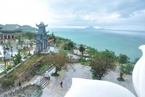 From Da Nang: Monkey Mountain, Marble Mountains & Hoi An