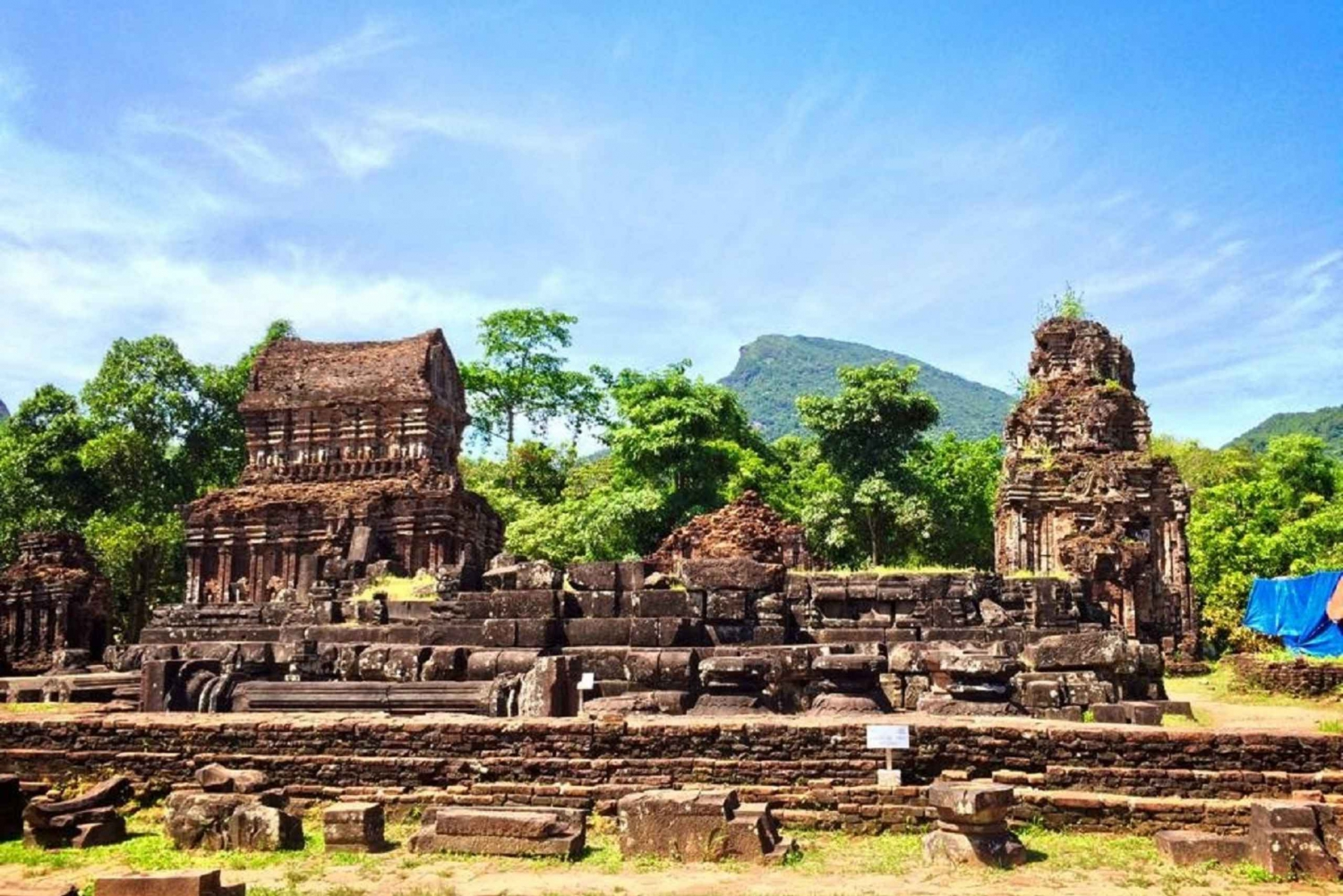 From Da Nang: My Son Sanctuary Guided Tour