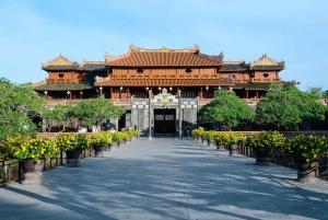 From Da Nang: Private Hue Day Tour via Hai Van Pass