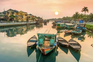 From Da Nang: Private Tour to Hoi An and Marble Mountains
