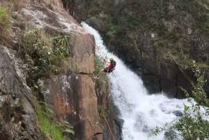 From Dalat: Day Trip Canyoning Adventure with Picnic
