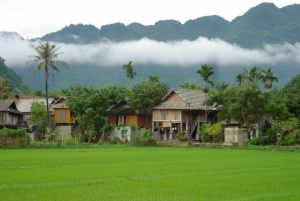 From Hanoi: 2-Day Adventure in Mai Chau Valley