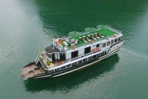 From Hanoi: 3-Day and 2-Night Cruise Stay at Bai Tu Long Bay