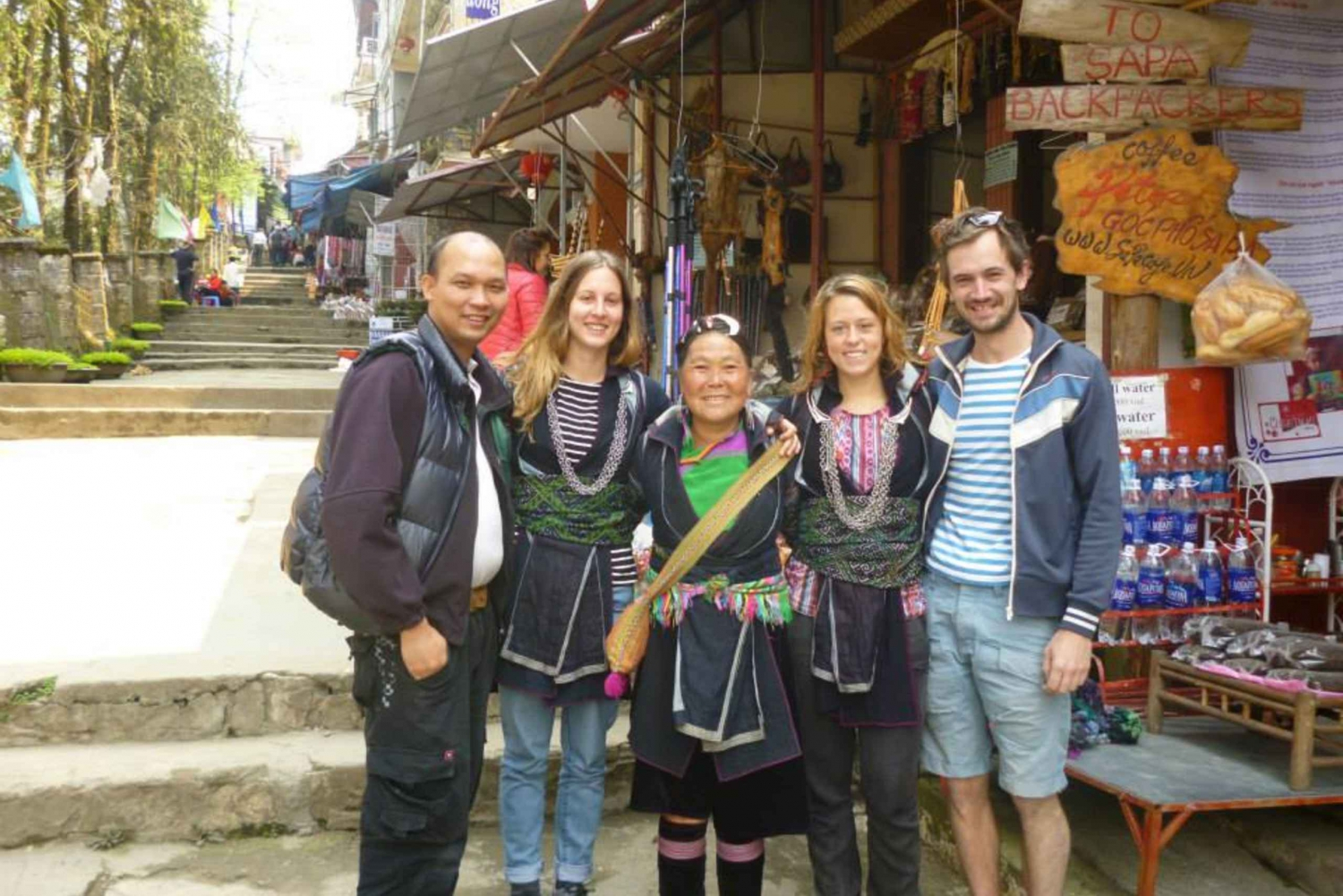 From Hanoi: 3-Day Sapa Trekking and Bus Tour