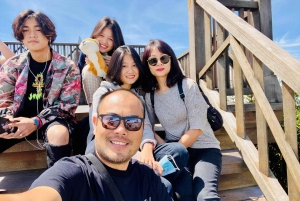 From Hanoi: 3-Day Sapa Trekking Tour with Fansipan Cable Car