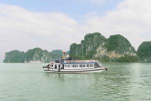 From Hanoi: 5-Hour Halong Bay Cruise