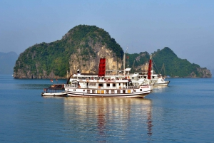 From Hanoi: Ha Long Bay and Titop Island Day Trip