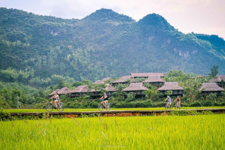 From Hanoi: Mai Chau Valley & Hill Tribes 2-Day Trek Tour
