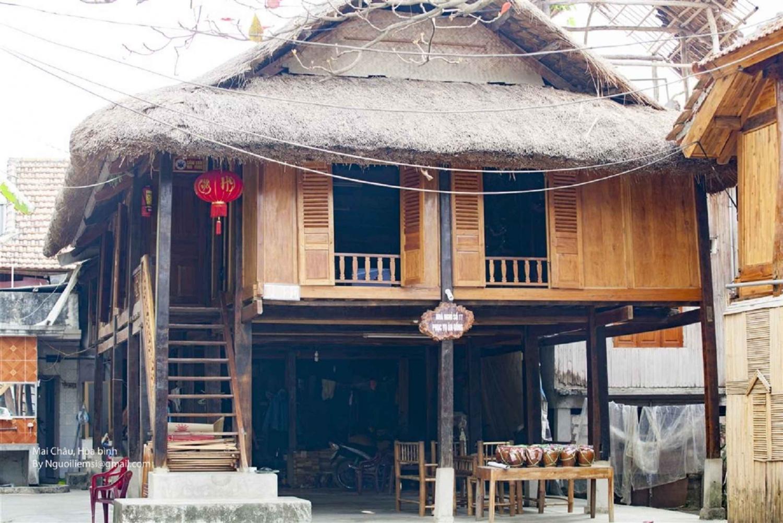 From Hanoi: Mai Chau Valley Homestay with Bike Ride and Trek