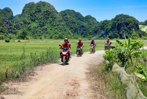 From Hanoi: Motorbike Tour to Cuc Phuong National Park