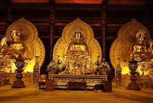 From Hanoi: Trang An & Bai Dinh Pagoda Full-Day Private Tour