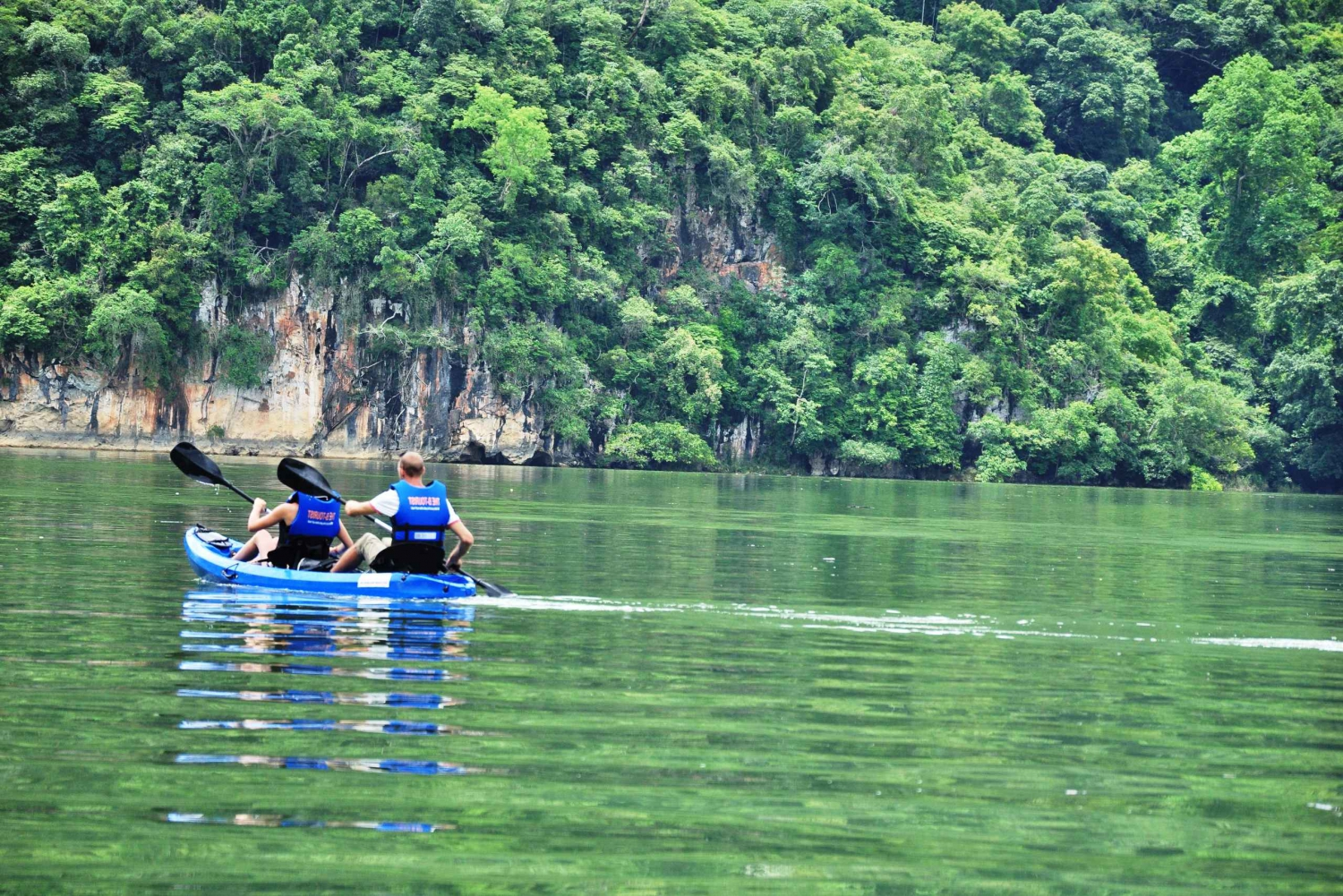From Hanoi: Two Day Adventure to Ba Be National Park