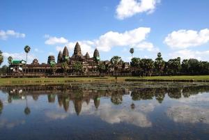 From Ho Chi Minh: Angkor Wat Tour