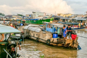 From Ho Chi Minh: Cai Rang Floating Market Private Day Tour