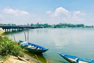 From Hoi An: Eco-Life Tour by Bicycle to Cam Kim Island