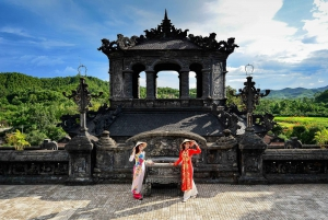 From Hoi An: Full-Day Hue City Tour