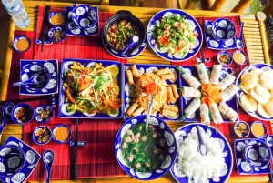 From Hoi An: Half-Day Eco Tour and Basket Boat Ride