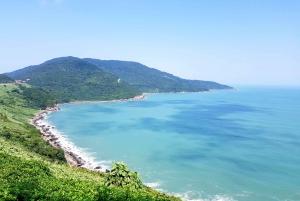 From Hoi An: Marble Mountain, Hai Van Pass & Lang Co Beach