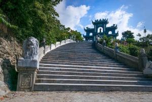 From Hoi An: Son Tra Peninsula & Da Nang Jeep Tour