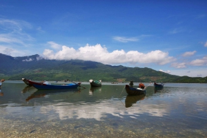 From Hue: 5-Hour Sightseeing Drive to Hoi An by Private Car
