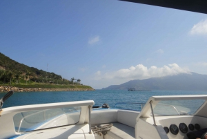 From Nha Trang: Full-day Island Tour