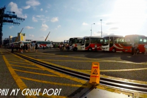 From Phu My Port: Ho Chi Minh City Tour and Transfers