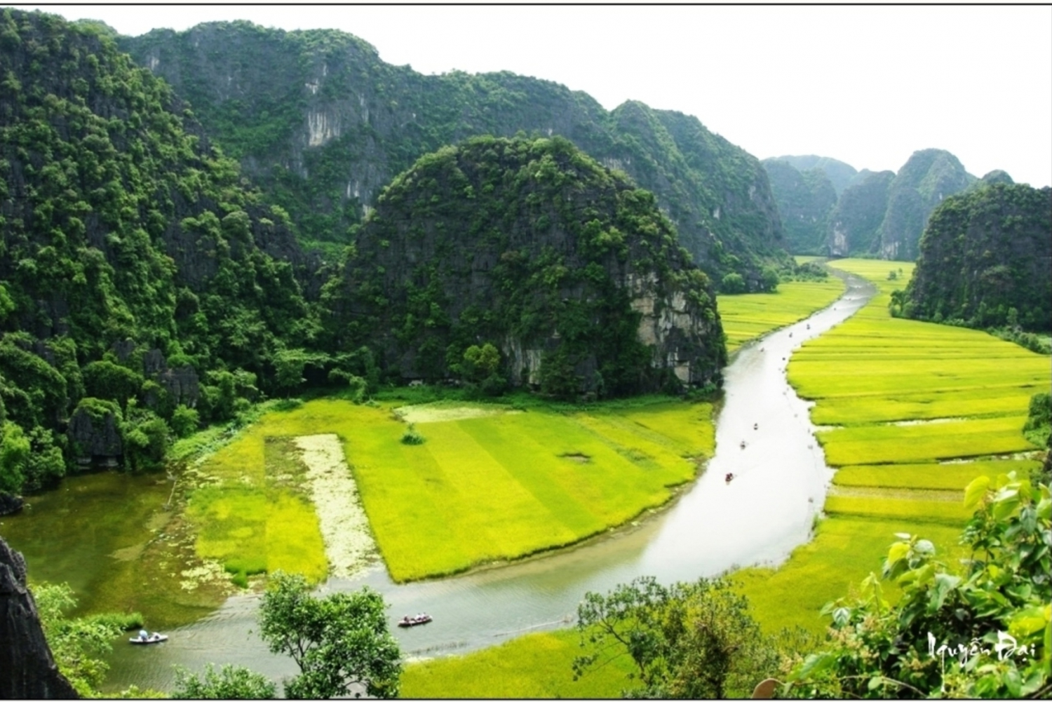 Full Day Hoa Lu & Tam Coc: Small Group Tour & Buffet Lunch