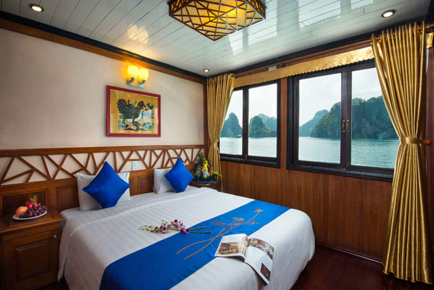 Gray Line Halong Cruise: 2 Days 1 Night Exploring the Bay