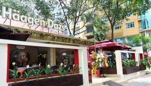 Haagen - Dazs Cafe