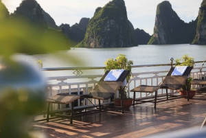 Halong Bay: 3-Day 2-Night 4-Star Cruise with Transfer