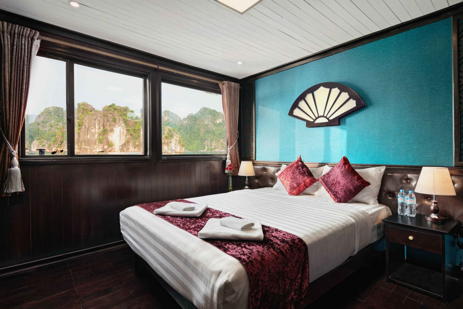 Halong Bay: 4-Star A-Class Legend Cruise 2 Days 1 Night
