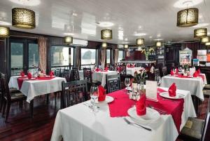 Halong Bay: 4-Star A-Class Legend Cruise 2 Days 1 Night