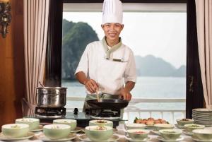 Halong Bay: Amazing 3-Day 2-Night with Aphrodite Cruise