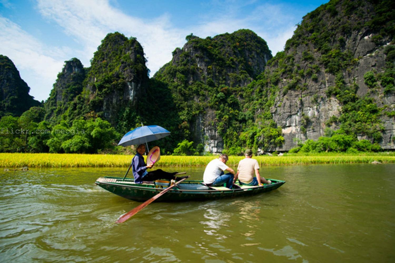 Halong Bay and Ninh Binh 2-Day Cultural Tour