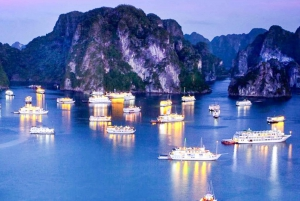 Halong Bay Cruise: 3 Days 2 Nights with Rosa Cruise 3 Star