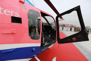 Halong Bay: Private Helicopter Tour