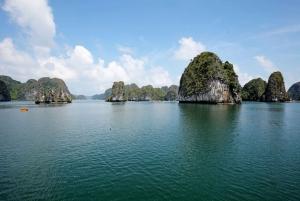 Hanoi: 2-Day & 1-Night Halong Bay & Lan Ha Bay Luxury Cruise